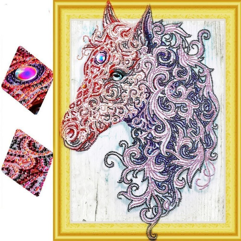 Special Shape Horse ...