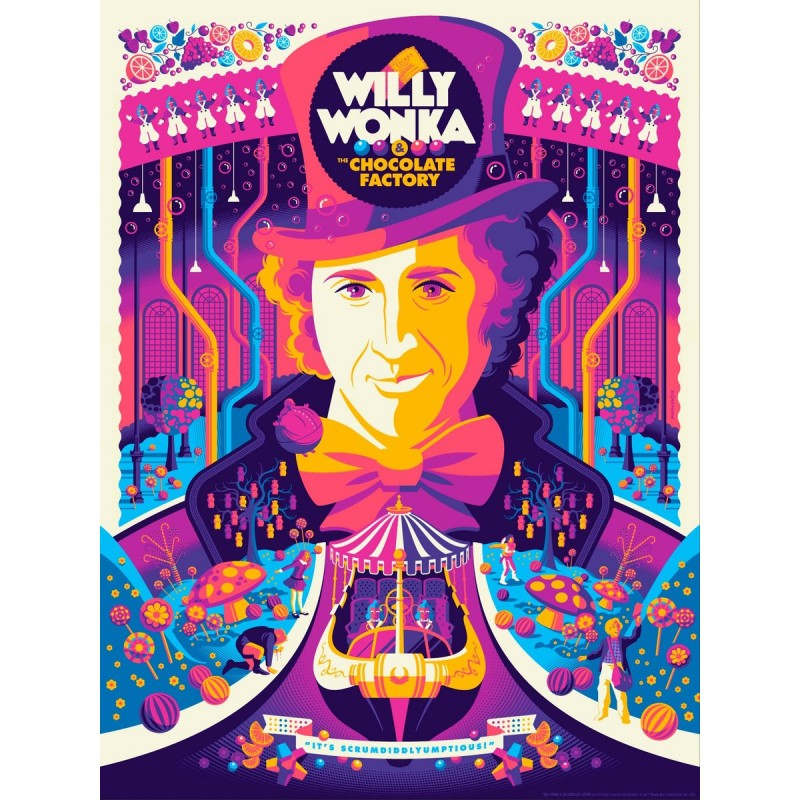 Willy Wonka Colors P...