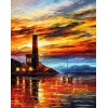 By The Lighthouse 4 Diamond Painting Kit
