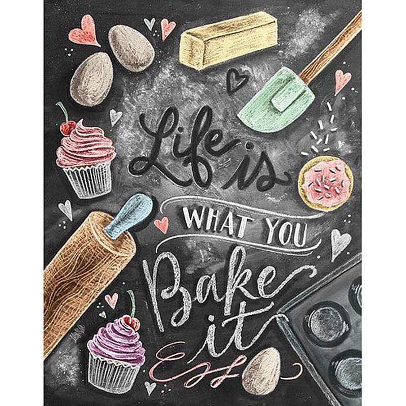 Baking Life is what ...