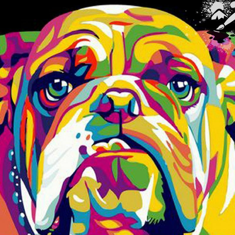 Bulldog Colors Diamo...
