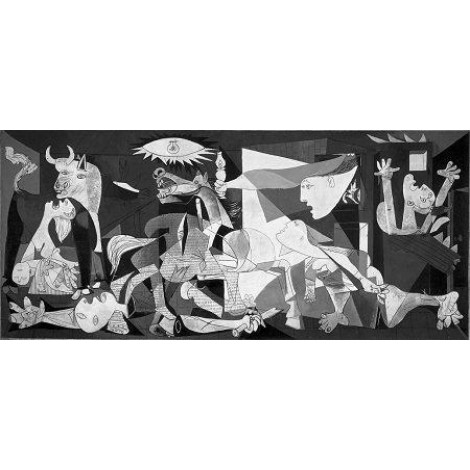 Guernica Diamond Painting Kit